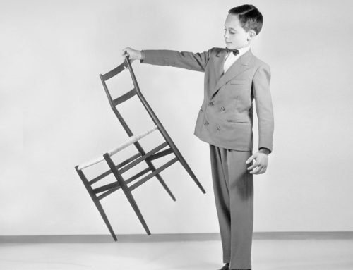 Gio Ponti – The Superleggera Chair