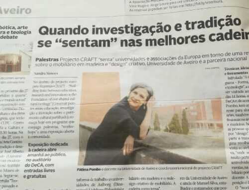 CRAFT Featured Portuguese Newspaper