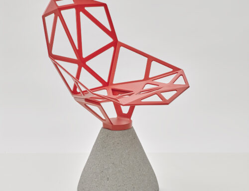 Konstantin Grcic – Chair_One / Magis Chair