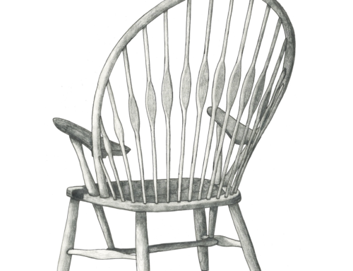 Hans Wegner – Peacock Chair