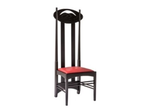 Charles Rennie Mackintosh- Argyle Chair