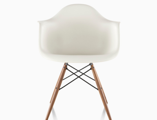 Charles & Ray Eames, Eames Plastic Side Chair