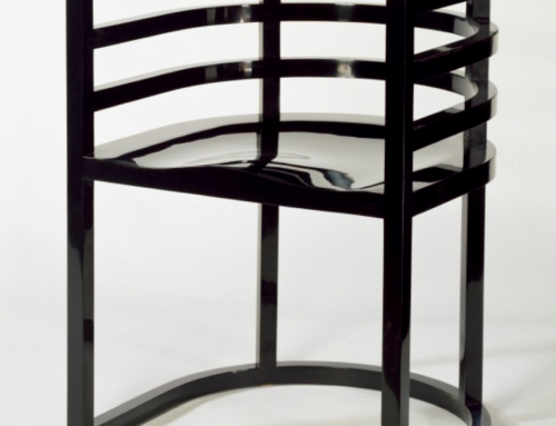 Richard Meier – Armchair 810