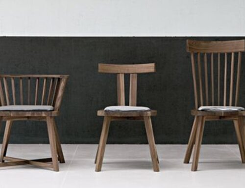 Paola Navone – Gray 24 Chair